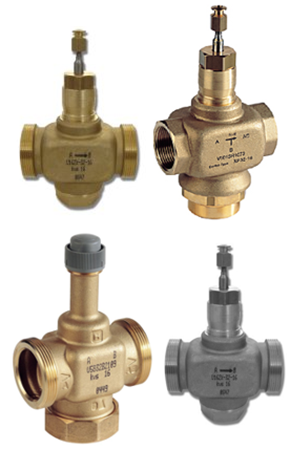 Picture for category Coil Fluid  Plant Valves