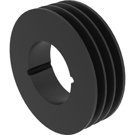 Picture for category SPZx3 Pulleys