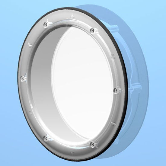 Picture of Porthole for 19-35 mm Panels