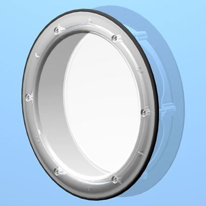 Picture of AHU Porthole for 39-53mm Panels