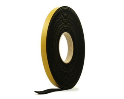 Picture of ECE 5mm thick x 10mm wide Self-adhesive door tape (10m Roll)