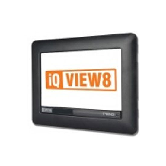 Picture of IQView8 including 2GB memory card.