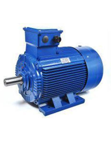 Picture of 75kW 2 Pole IE3 Cast Iron Motor