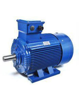Picture of 3kW 4-pole IE3 Cast Iron Motor