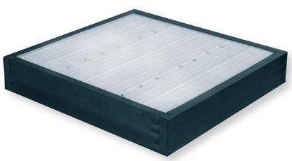Picture of Compa Pleat F9 ePM1 80% 496x596x98 Plastic